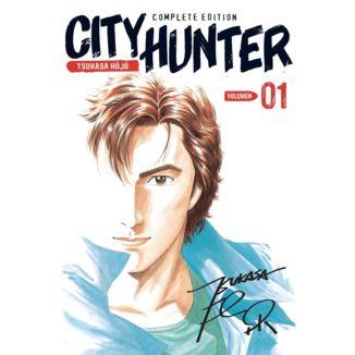 City Hunter #01 Manga Oficial Arechi Manga
