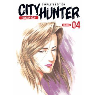 City Hunter #04 Manga Oficial Arechi Manga