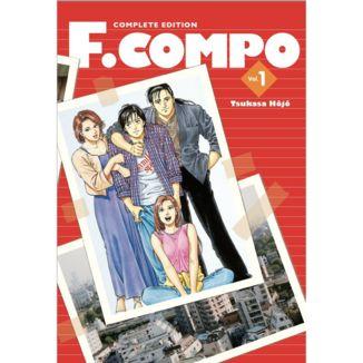 Family Compo #01 Manga Oficial Arechi Manga