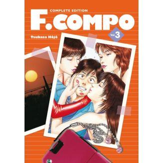 Family Compo #03 Manga Oficial Arechi Manga