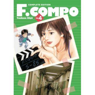 Family Compo #04 Manga Oficial Arechi Manga