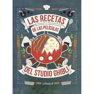 Libro Las Recetas de las Peliculas del Estudio Ghibli