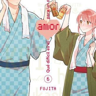 Qué difícil es el amor para un otaku #06 Manga Oficial ECC Ediciones