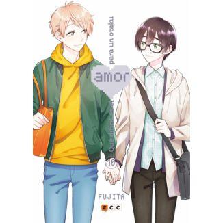 Qué difícil es el amor para un otaku #10 Manga Oficial ECC Ediciones