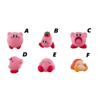 Gashapon Pinza Kirby Adventure