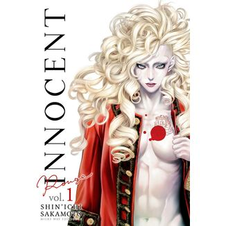 Innocent Rouge #01 Manga Oficial Milky Way Ediciones (spanish)