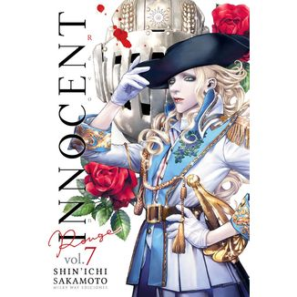 Innocent Rouge #7 Manga Oficial Milky Way Ediciones (spanish)