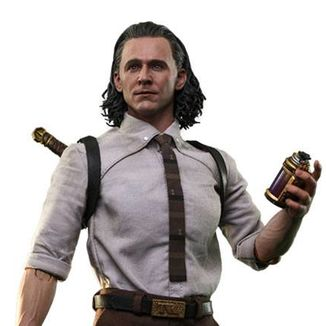 Loki Figure Marvel Comics Hot Toys