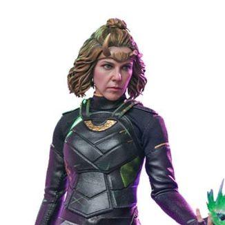 Sylvie Figure Loki Marvel Comics Hot Toys
