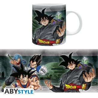 Future Trunks Arc Mug Dragon Ball Super
