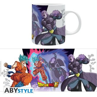 Taza Goku VS Hit Dragon Ball Super