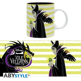 Taza Malefica Disney Villains
