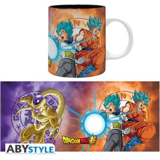 Saiyans VS Freezer Mug Dragon Ball Super