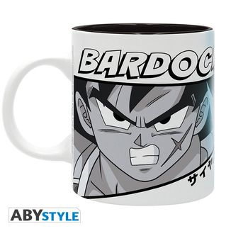Bardock Mug Dragon Ball Broly