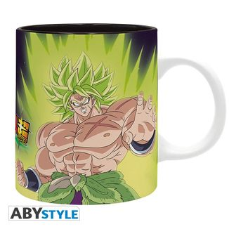 Broly & Goku & Vegeta Mug Dragon Ball Broly