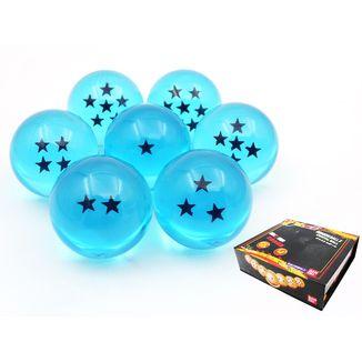 Set Súper Bolas de Dragón Azules (4.5) - Dragon Ball Super