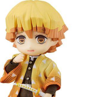 Zenitsu Agatsuma Nendoroid Doll Kimetsu no Yaiba
