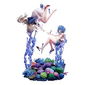 Kukuru Misakino & Fuka Miyazawa Figure The Aquatope on White Sand