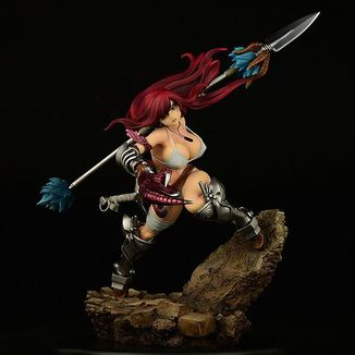 Erza Scarlet the Knight Refine 2022 Figure Fairy Tail
