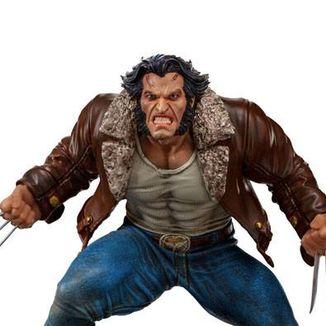 Logan Wolverine Statue X-Men Marvel Comics BDS Art Scale