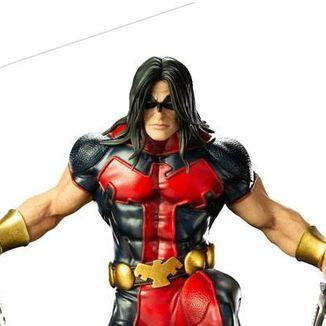 Thunderbird Warpath Statue Marvel Comics BDS Art Scale