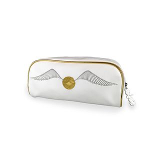 Golden Snitch Harry Potter Wash Bag Zip Pull