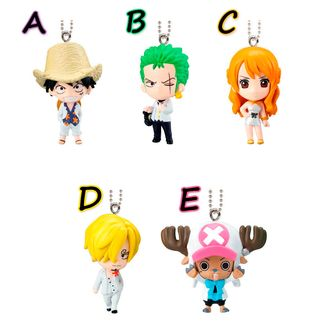 One Piece Gashapon Gold