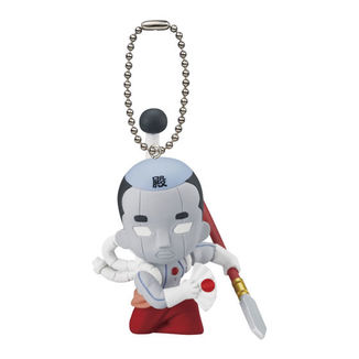 Phoenix Wright Gashapon - Steel Samurai