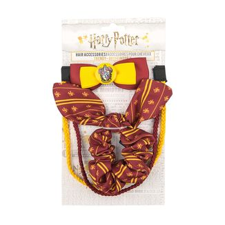 Gryffindor Trendy Hair Accessories Harry Potter