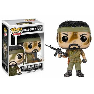 Funko MSgt. Frank Woods Call of Duty