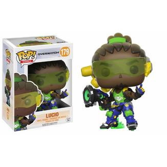 Figura Overwatch - Lucio - Funko POP!