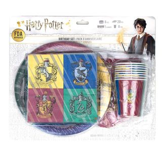 Hogwarts Birthday Set Harry Potter