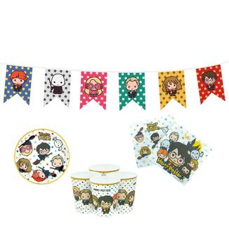 Kawaii Birthday Set Harry Potter
