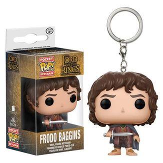 Llavero El Señor de los Anillos - Frodo - POP!