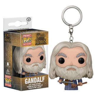 Keychain Lord of the Ring - Gandalf - POP!