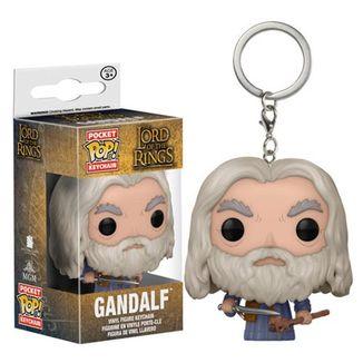 Llavero El Señor de los Anillos - Gandalf - POP!