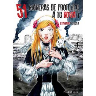 51 maneras de proteger a tu novia #01