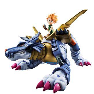 Figura Garurumon & Ishida Yamato Digimon Adventure G.E.M.