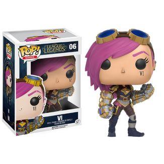 Figura League of Legends - Vi - Funko POP!