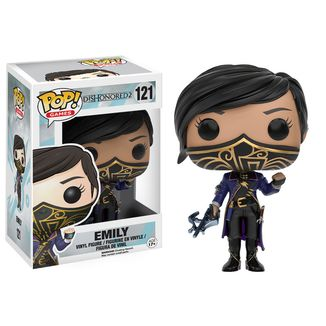 Figura Dishonored 2 - Emily - POP!