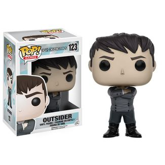 Figura Dishonored 2 - Outsider - POP!