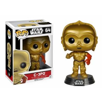 Figura Star Wars Ep.7 - C-3PO - POP!