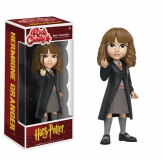 Figura Harry Potter - Hermione Granger - Funko Rock Candy