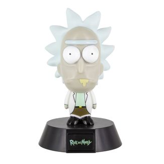 Lámpara 3D Rick Rick Y Morty