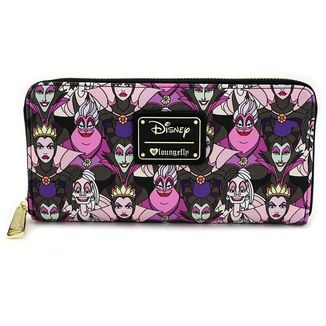Villains Wallet Disney