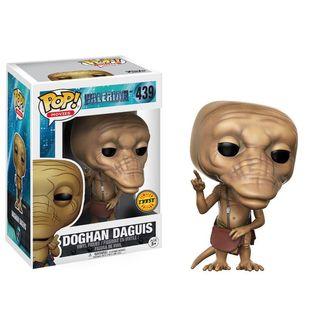 Figura Valerian y la ciudad de los mil planetas - Doghan Daguis Chase 01 - Funko POP!
