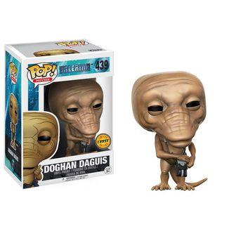 Figura Valerian y la ciudad de los mil planetas - Doghan Daguis Chase 02 - Funko POP!