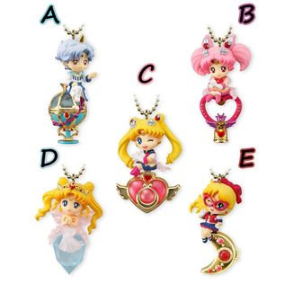Gashapon Sailor Moon - Twinkle Doll Vol 4