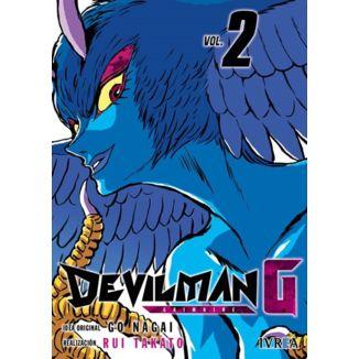 Devilman G #02 (Spanish)