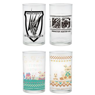 Vasos Monster Hunter - Aleatorio